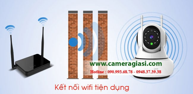 camera ip khong day ket noi wifi