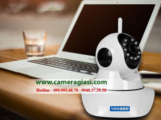 Photo of Camera ip YooSee HD 720p không dây xoay 360 độ quan sát ngày đêm