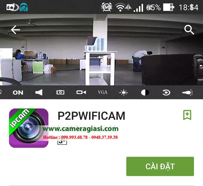 Photo of Hướng dẫn cài đặt camera ip wifi không dây xem trên điện thoại smartphone