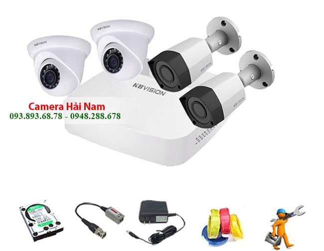 lắp đặt hệ thống camera quan sát giám sát