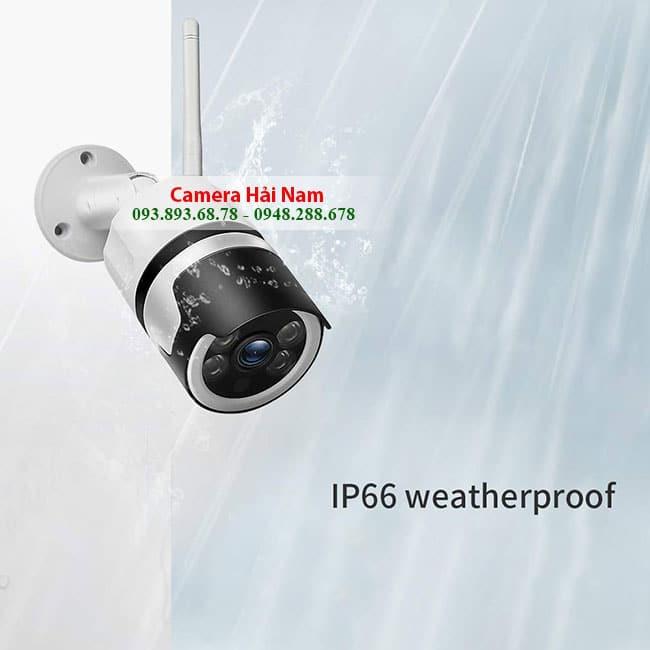 Camera IP Wifi 360 độ trong nhà & ngoài trời có những ưu điểm nổi bật nào?