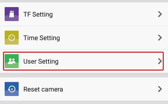 Cách thay đổi mật khẩu camera ip wifi đơn giản