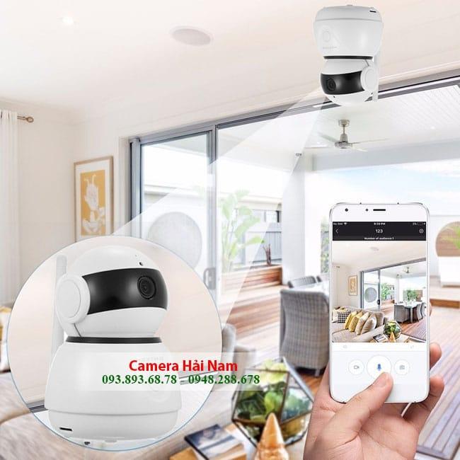 Chọn mua camera ip wifi có độ phân giải thích hợp với nhu cầu sử dụng