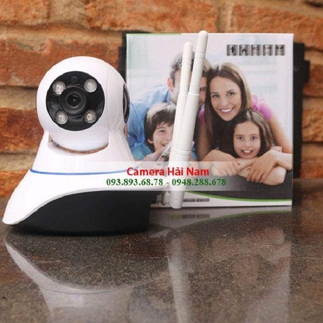 Camera Wifi Yoosee 1.3M hình ảnh mượt mà, sống động