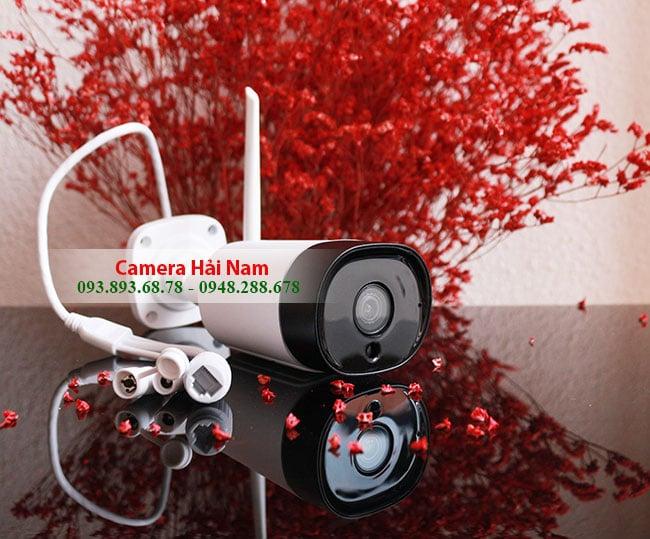 Camera IP Wifi ngoài trời Hải Nam – Full HD 1080P