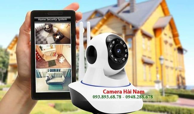 Khi nào nên sử dụng Camera IP Wifi quan sát không dây?
