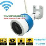 Camera ip wifi sử dụng ngoài trời hiện đại