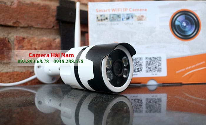 Camera wifi ngoài trời Yoosee 1.3M HD 960P có Hồng ngoại, Đàm thoại, Hình màu ban đêm... chỉ từ 750K