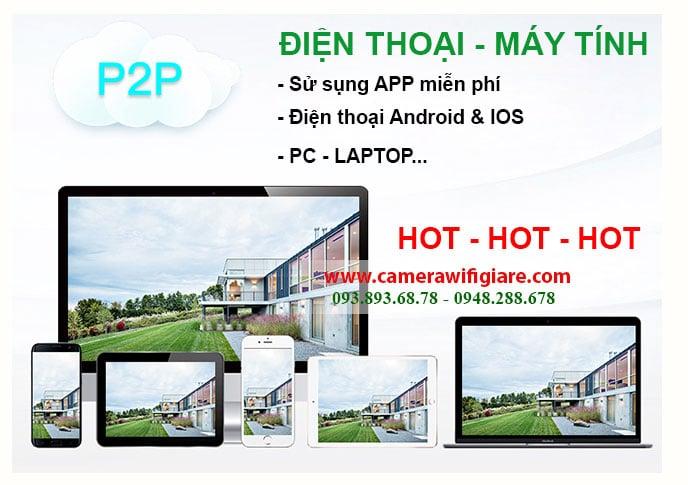 Camera wifi ngoài trời giá rẻ - Hải Nam phân phối camera wifi ngoài trời Yoosee 1.3M HD 960P chỉ 745k