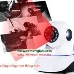Camera ip wifi chống trộm thông minh