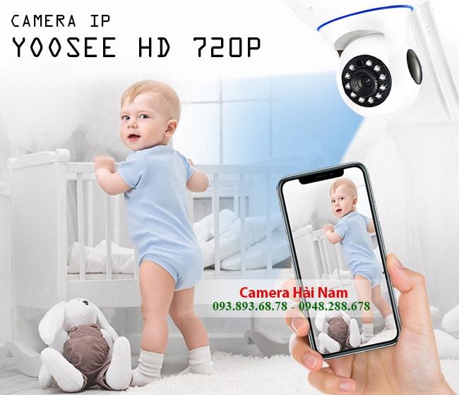 Camera Yoosee giá rẻ - Lắp đặt Camera IP Wifi Yoosee Chất lượng, Giá rẻ nhất 495K