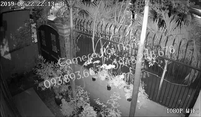 Camera IP Wifi Hải Nam HN-ID-68-FHD siêu nét 1080P