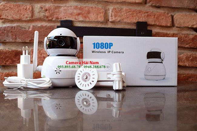 camera ip wifi HN-ID-68-FHD siêu nét, siêu kết nối cho gia đình