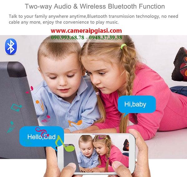 Camera không dây có Bluetooth