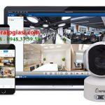 Camera ip wifi Keeper K5 quan sát Nhà xưởng chuyên nghiệp nhất