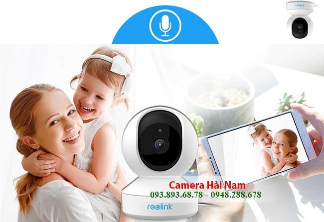 Camera IP Wifi Gia đình loại nào tốt nhất? Báo giá Camera wifi không dây chính hãng, chất lượng cao