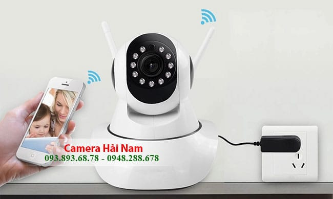 Camera quan sát wifi không dây