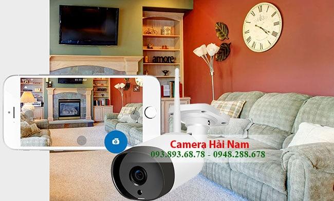 Báo giá các loại camera wifi không dây dành cho gia đình, văn phòng, cửa hàng
