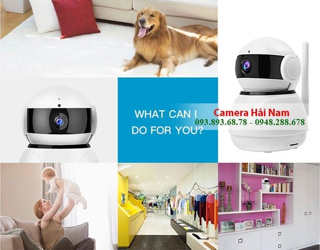 Camera IP Wifi cho gia đình giá bao nhiêu, loại nào tốt nhất?