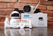 Mua camera quan sát trẻ em & người già ở đâu tốt nhất, giá rẻ?
