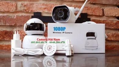 Camera IP Wifi Ngoài trời Hải Nam HN-OD-78-FHD sắc nét 1080p CAO CẤP