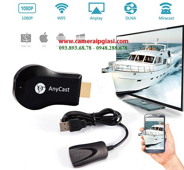 Bộ Thiết bị HDMI không dây AnyCast M2 Plus
