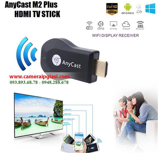 Cách kết nối điện thoại với HDMI không dây