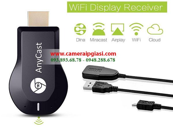 Thiết bị HDMI không dây AnyCast M2 Plus kết nối đa dạng