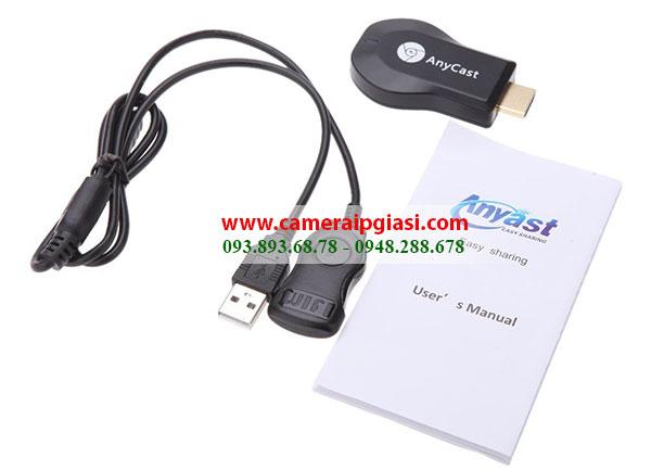Trộn bộ Thiết bị HDMI không dây AnyCast M2 Plus