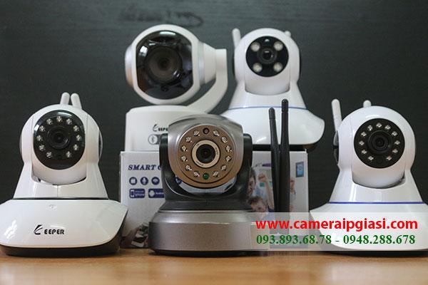 Các loại camera quan sát không dây thông dụng cho gia đình