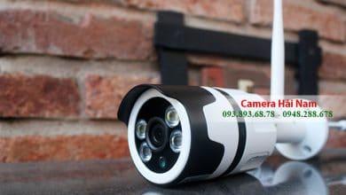 camera wifi ngoài trời yoosee cao cấp cho gia đình