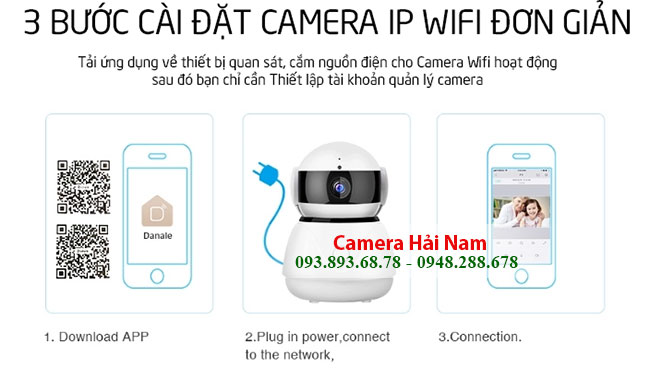 Các loại camera quan sát thông dụng cho gia đình