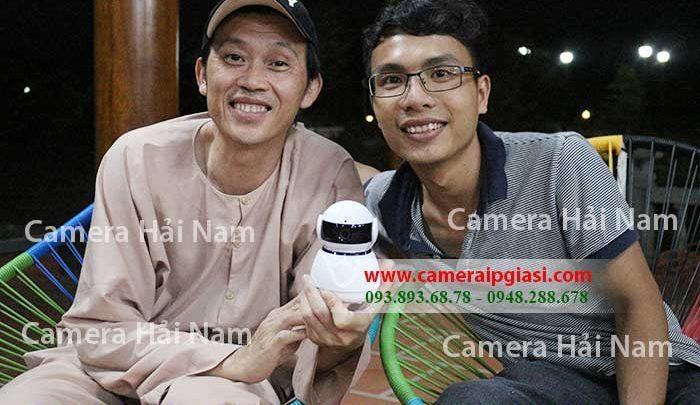 Camera IP Wifi giá rẻ của Hải Nam ở TPHCM