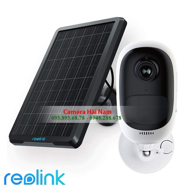 Camera wifi dùng PIN mặt trời Reolink Argus 2