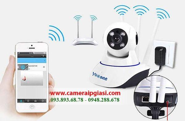 Camera chống trộm không dây [CAO CẤP, GIÁ RẺ] tại TP. HCM - Phân phối Camera IP Wificho gia đình chính hãng, giá gốc từ nhà sản xuất
