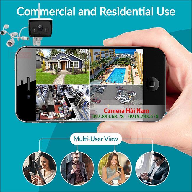 Camera IP Wifi tại Hà Nội giá rẻ nhất [GIẢM 59% HÔM NAY] ⇒ MUA NGAY