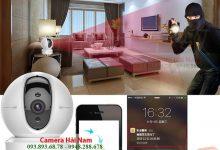 Photo of Lắp đặt camera chống trộm Wifi không dây cho gia đình [CAO CẤP, GIÁ RẺ]