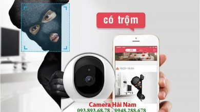 Photo of Camera chống trộm Wifi không dây cho gia đình [CAO CẤP, GIÁ RẺ]