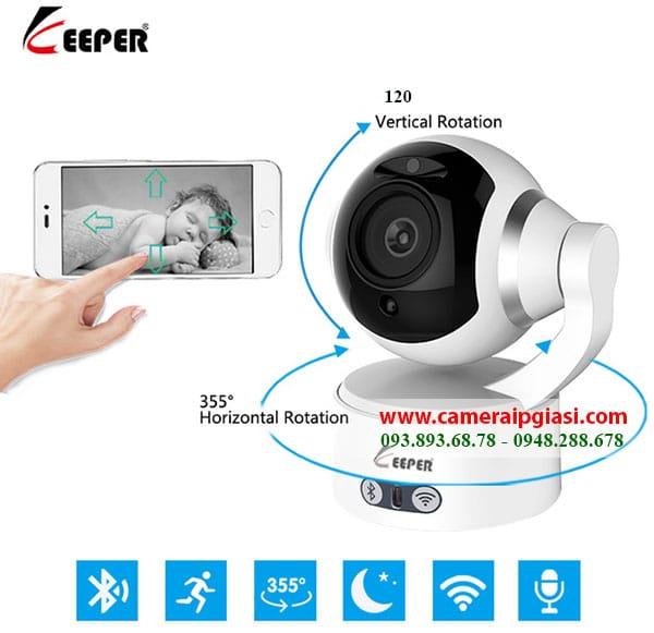 Camera an ninh wifi không dây - Lắp đặt Camera an ninh giám sát wifi giá rẻ cho gia đình