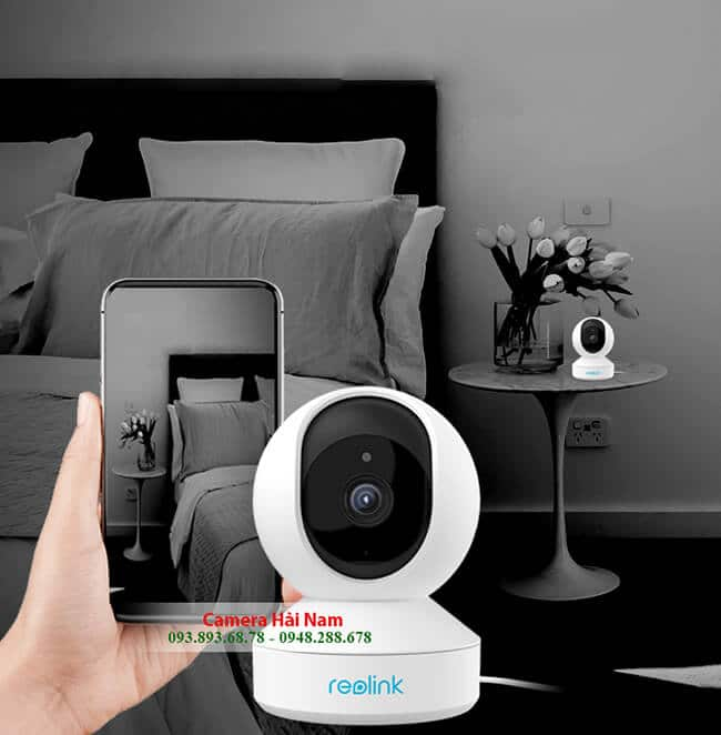 camera ip wifi reolink e1 3mp super hd 54