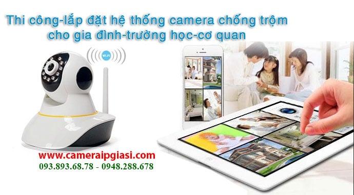 Camera IP Wifi giá rẻ nhất tại Hà Nội [GIẢM 59% HÔM NAY] ⇒ MUA NGAY