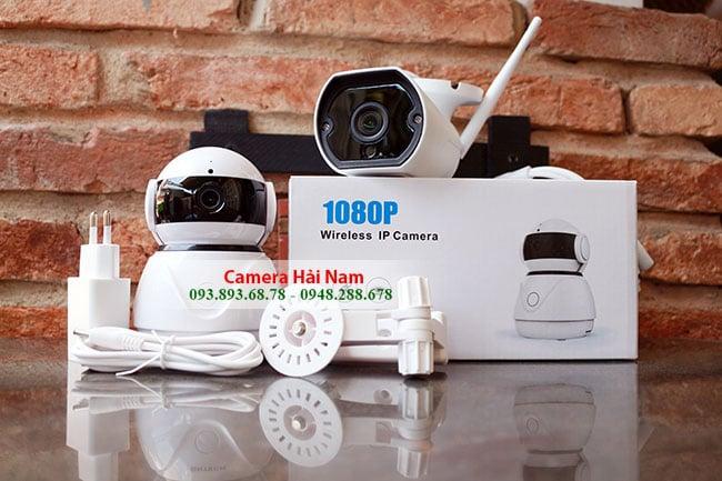 Camera IP Wifi không dây