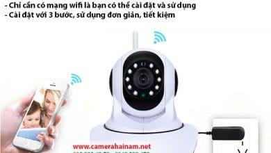 Camera Wifi không dây có cần đầu ghi hình, đầu thu không?