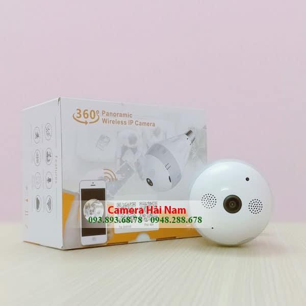 Camera ngụy trang bóng đèn IP Wifi Yoosee 360 Chất lượng, Giá rẻ nhất [GIẢM 49% HÔM NAY]