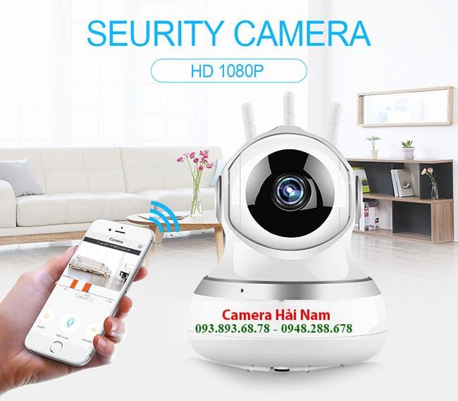 Mua camera an ninh cao cấp, siêu nét, xoay 360 độ, góc rộng… ở đâu?