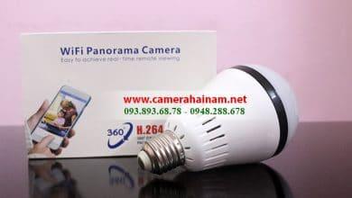 Camera ngụy trang bóng đèn Yoosee chính hãng, chất lượng cao - Phân phối Camera ngụy trang bóng đèn không dây cho gia đình giá rẻ