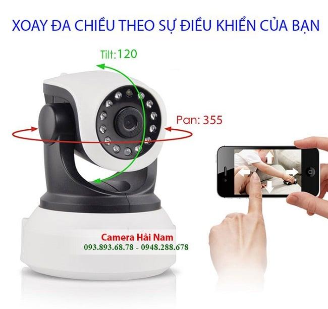 TOP 6 Camera Wifi YYP2P giá rẻ chuẩn HD, Full HD từ 400K