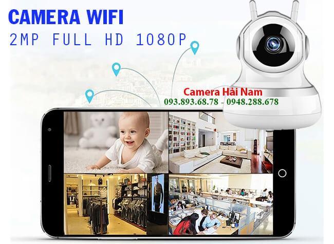 TOP 4 Camera Wifi YYP2P giá rẻ chuẩn HD, Full HD từ 495K