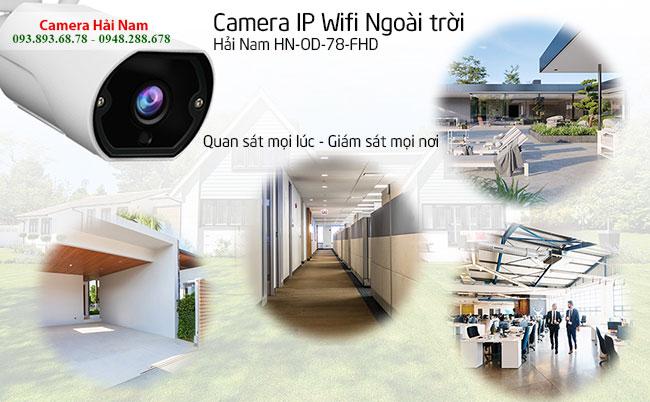 lắp đặt camera giám sát cho gia đình, văn phòng, cửa hàng