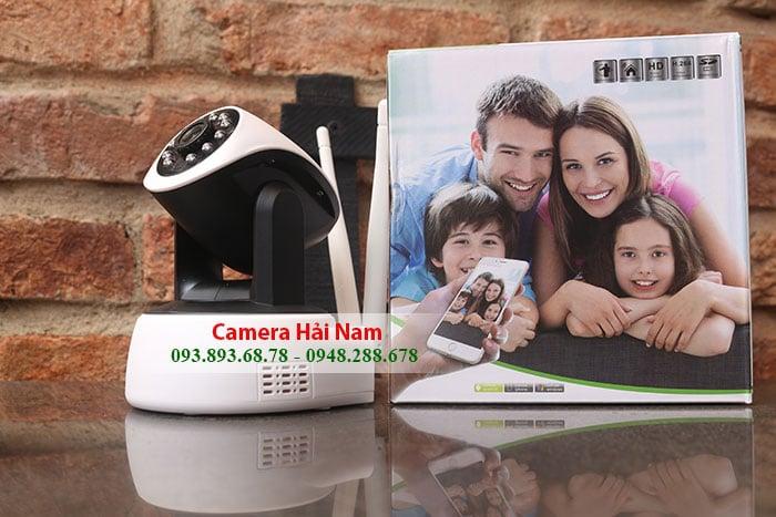 Camera wifi giá rẻ - Hải Nam nhà phân phối Camera wifi ip chất lượng vượt trội [UY TÍN - GIÁ TỐT]